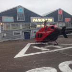 New helicopter has landed