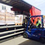 Forklift Service.