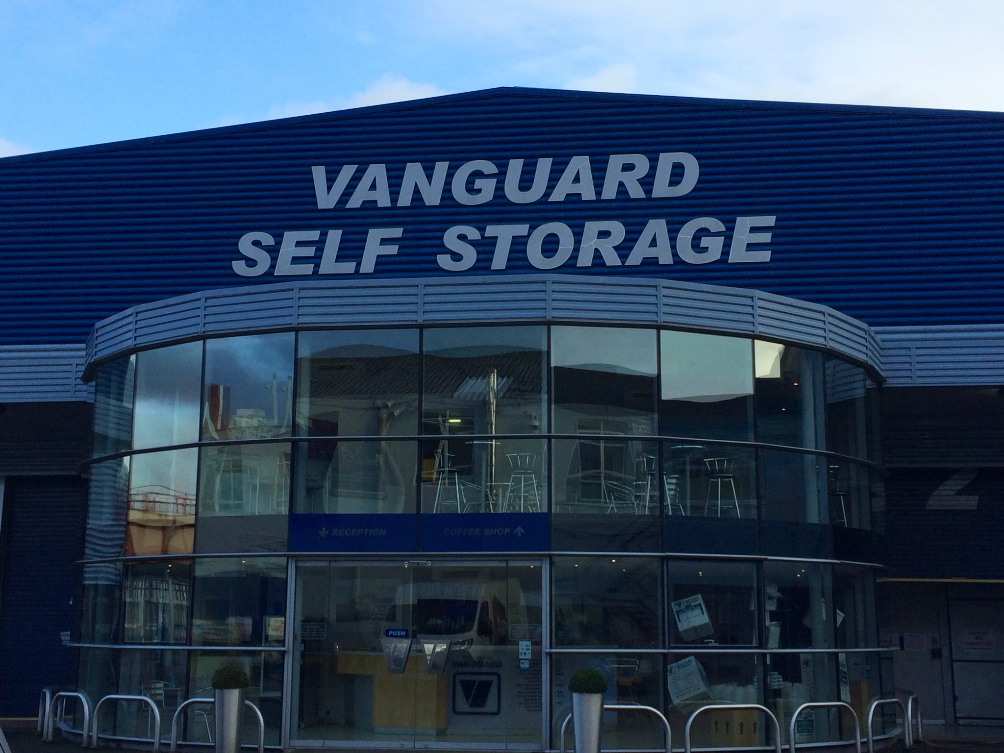 Self Storage In London Manchester Vanguard Self Storage ...