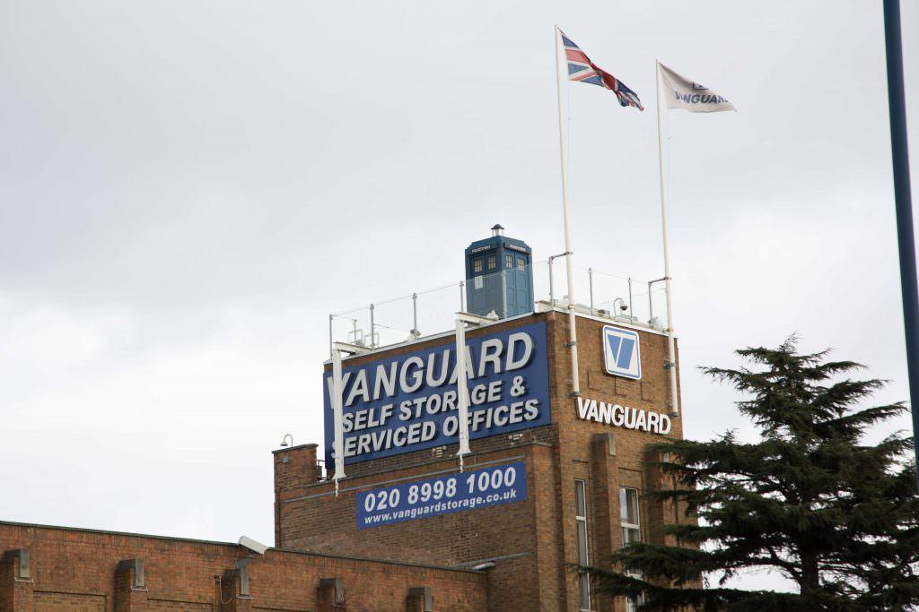 Vanguard West London Storage Company