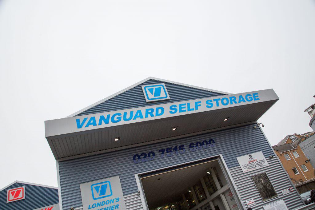 Self Storage In London U0026 Manchester | Vanguard Self Storage