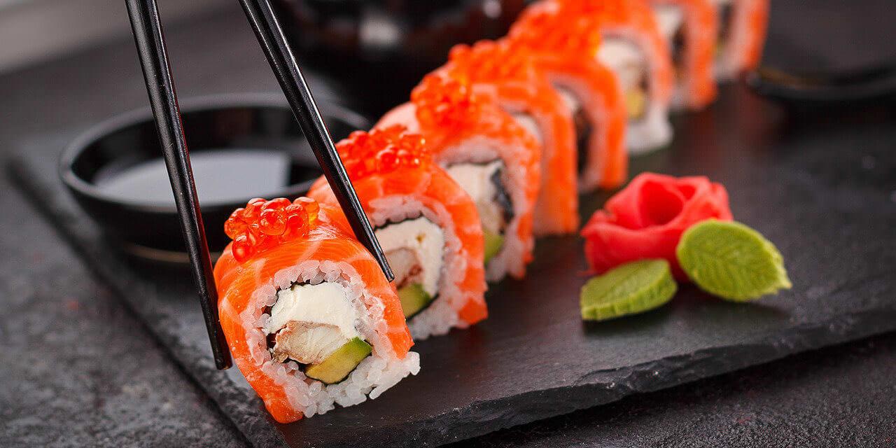 sushi restaurant Ealing