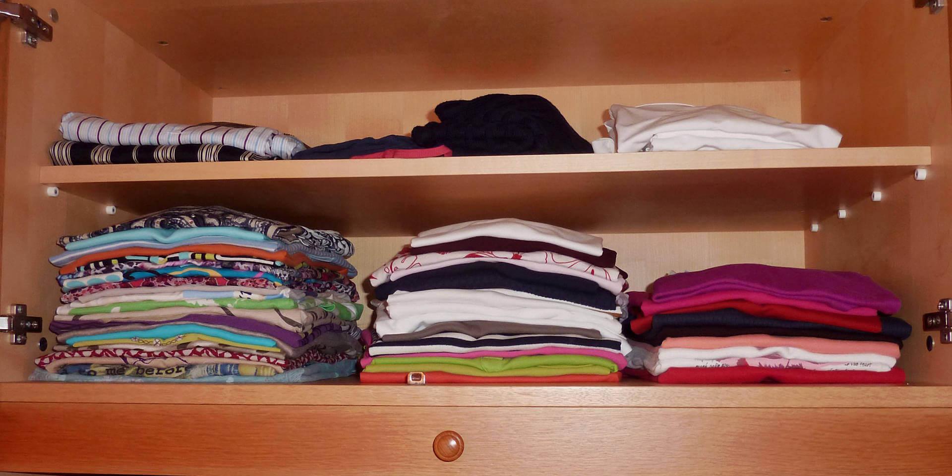 moving a wardrobe
