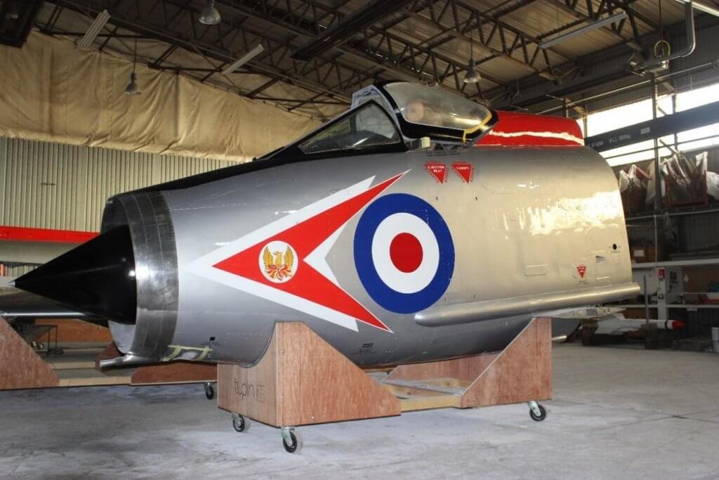 electric lighting plane restoration