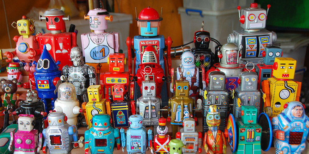 how to store vintage toys safely